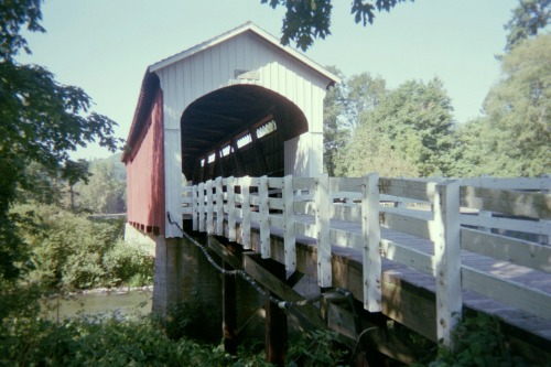 Covered Bridge, Cottage Grove